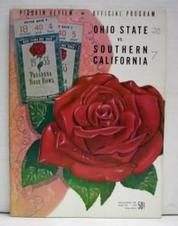 Ohio State - Rose Bowl