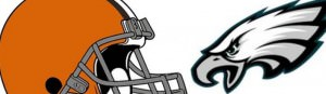 browns eagles