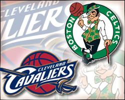 Cavaliers vs Celtics