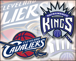 Cavaliers vs Kings