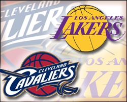Cavaliers vs Lakers