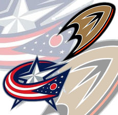 jackets vs. ducks