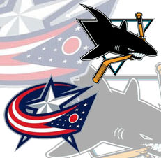 jackets vs. sharks