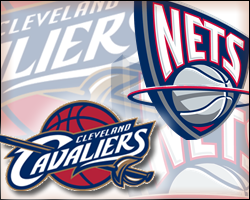Cavaliers vs Nets