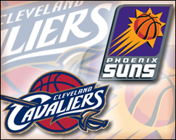 Note: Suns have a new-ish logo now.