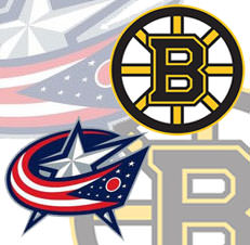 jackets vs. bruins