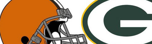 Browns and Packers