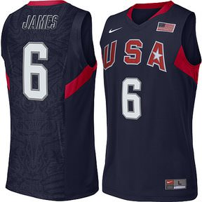 LeBron james jersey No 6 Number six