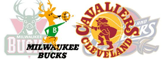 Cavs Bucks