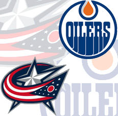 jackets vs. oilers