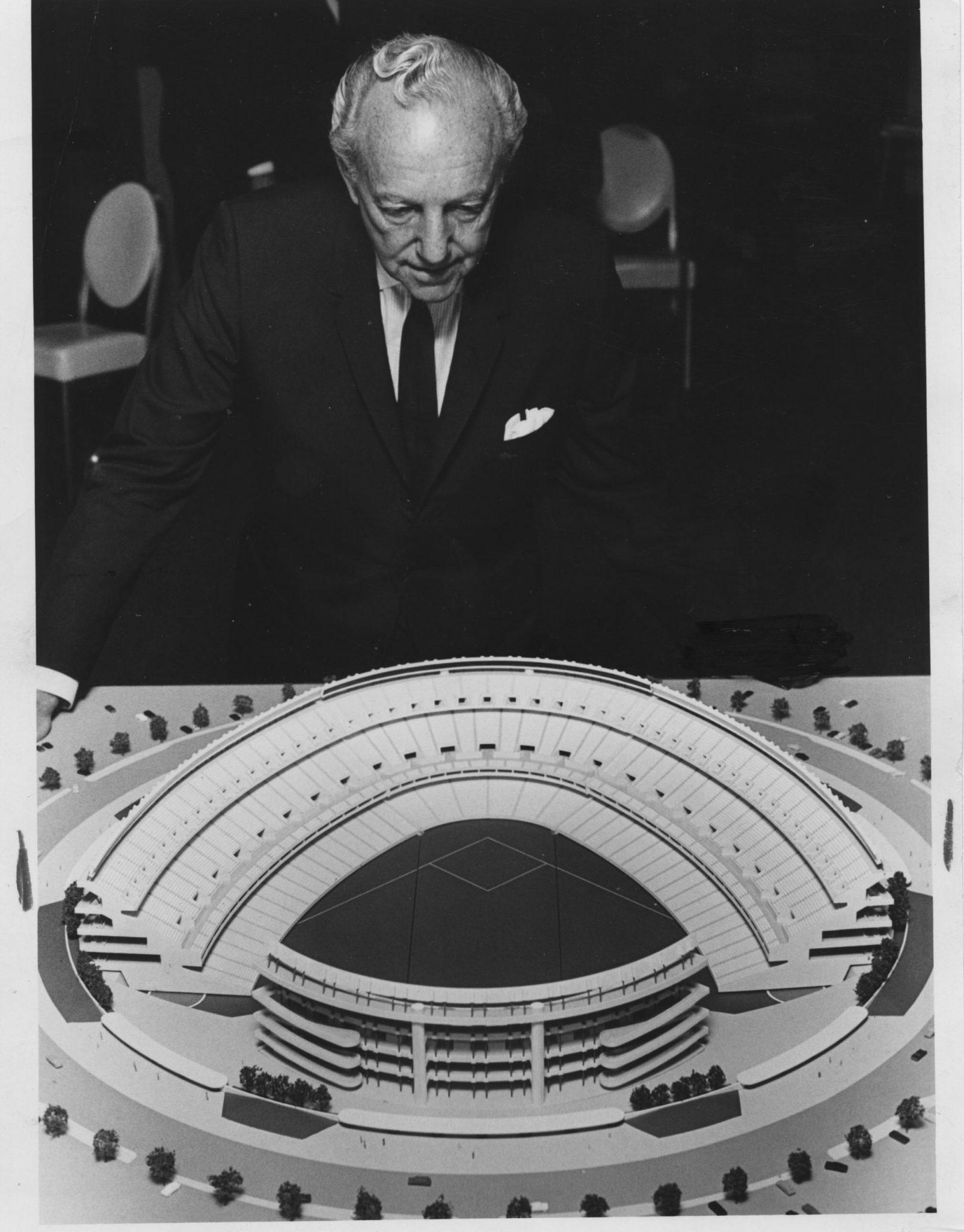 Cleveland Stadium Prototype