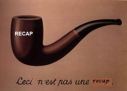 Not a Recap