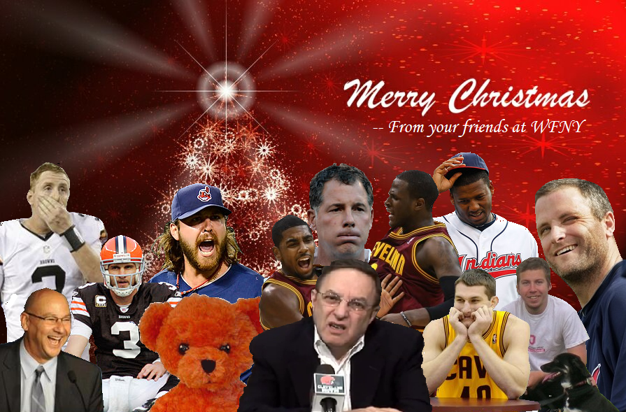 WFNY Christams Card