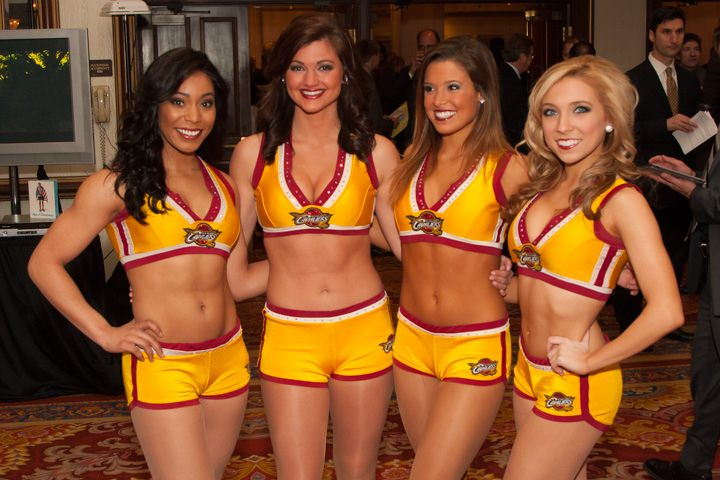 02 - Cavs Girls