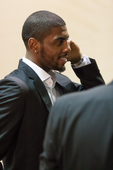 12 - Kyrie Irving