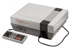 NES Public Domain Photo from Wikipedia