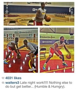 Waiters Instagram
