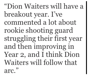 Waiters Quote