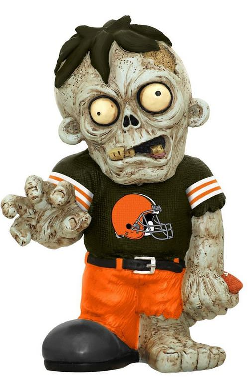 Browns Zombie