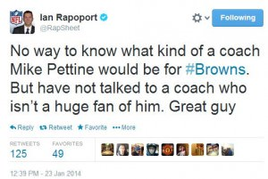 Rap Sheet Pettine