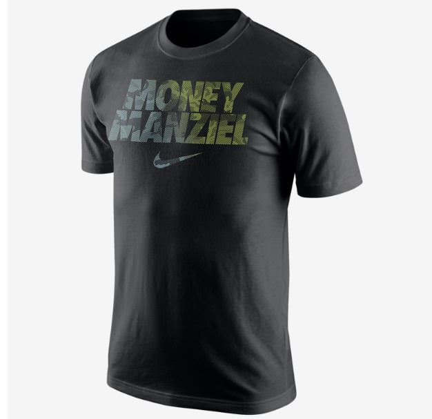 Money Manziel T-Shirt