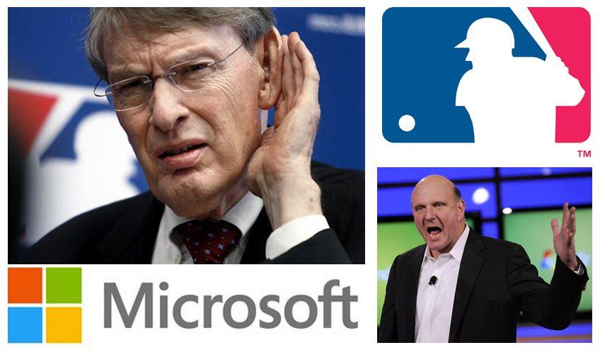 MLB Microsoft
