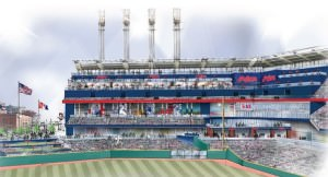 Tribe New Right Field