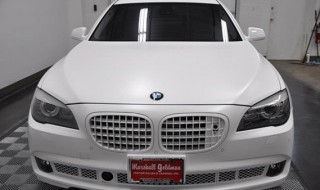 LeBron James BMW 760Li