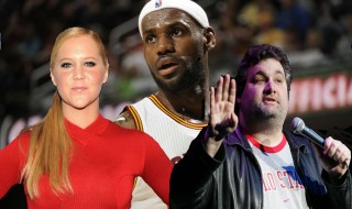 Amy Schumer LeBron James Artie Lange