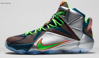 LeBron 12 Trillion Dollar Man Nike