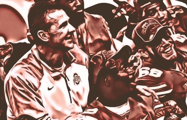 Ohio State Buckeyes Urban Meyer Cardale Jones