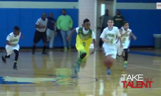 LeBron James Jr. Video