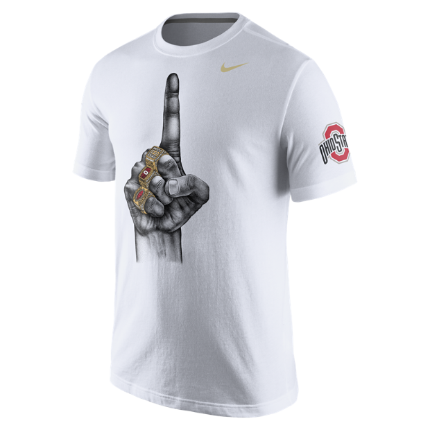 "Nike's Ohio State ""Celebration"" t-shirt is pretty sweet"