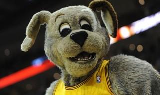 Cleveland Cavaliers Cavs Moondog