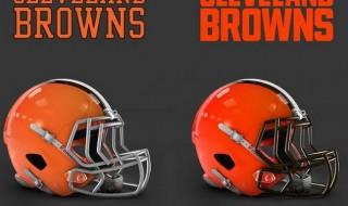 Browns helmets brenkus