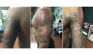 Ezekiel Elltiott Tattoo Ohio State