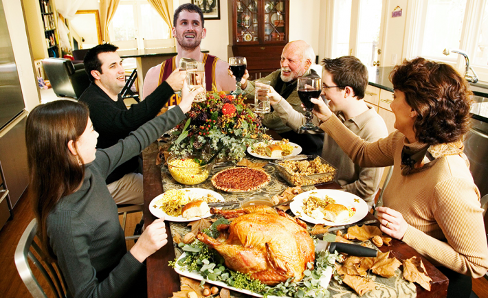 Kevin Love Thanksgiving