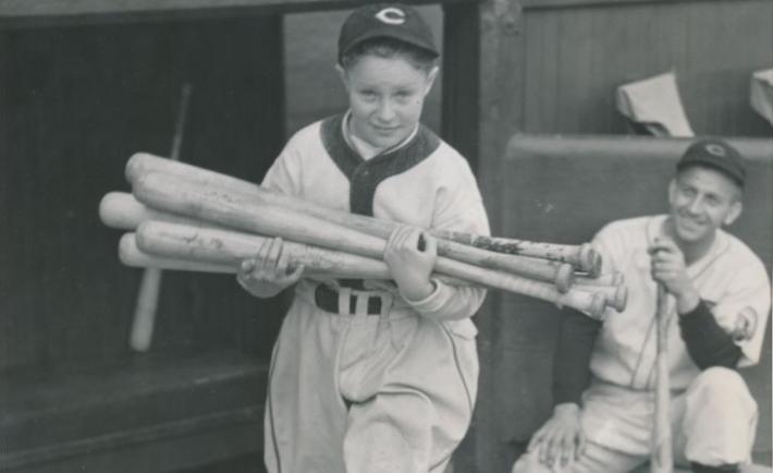 Cleveland Indians Lefty Weiseman Jr