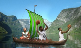 CSU Viking Ship