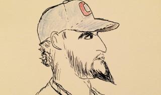 Danny Salazar Doodle