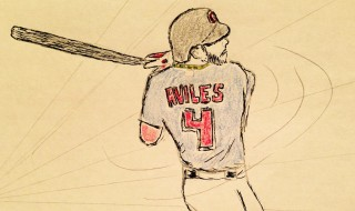 Cleveland Indians Mike Aviles