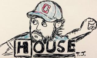 TJ House doodle